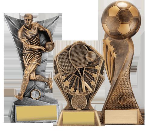 Trophies for Distinction - TCD - Australia's largest range